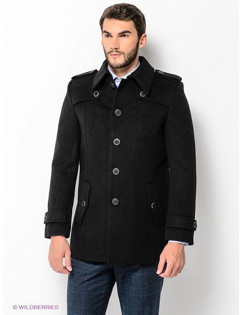 Sainy | Мужское Чёрное Пальто