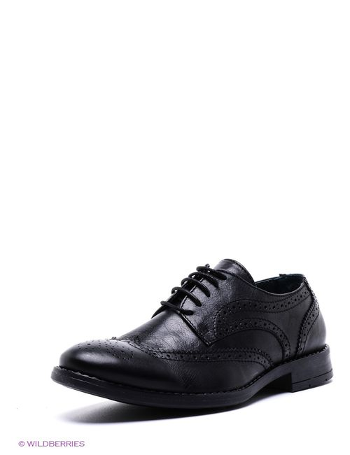 Francesco Donni | Мужские Чёрные Ботинки
