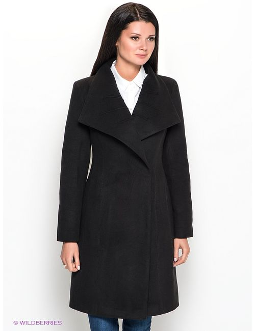 Klimini   Женское Черный Пальто
