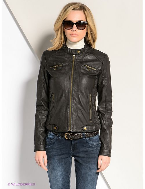 Pepe Jeans London   Женские Коричневые Куртки