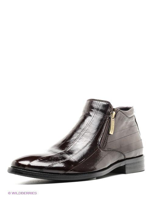 Terra Impossa | Мужские Коричневые Ботинки