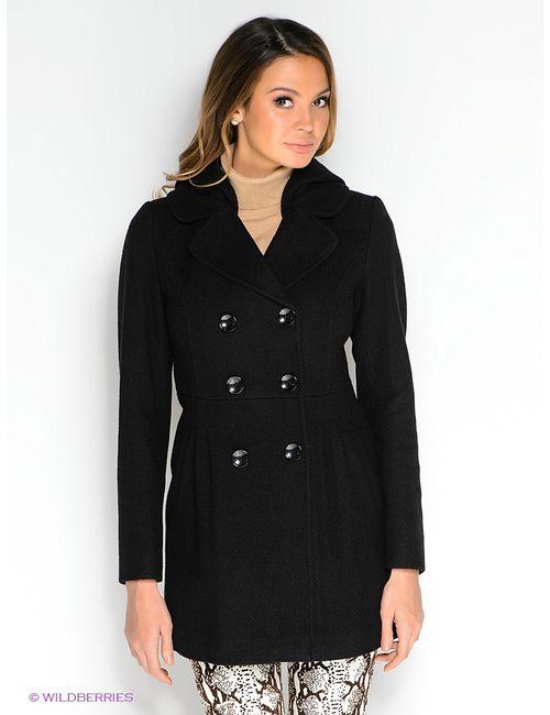 TOPSANDTOPS | Женское Черный Пальто