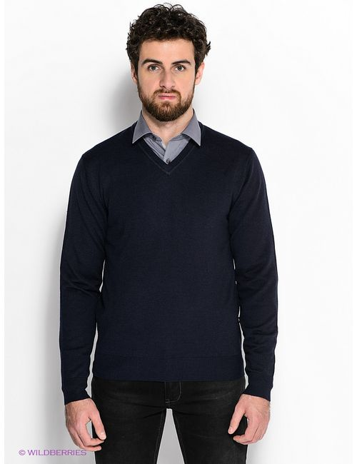 GroStyle | Мужские Синие Пуловеры