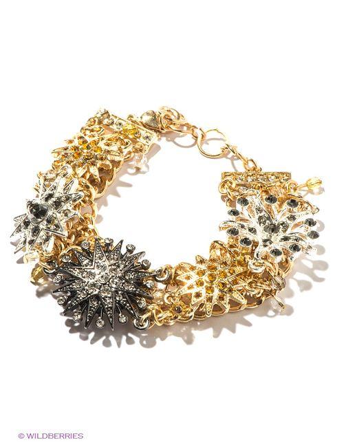 Milana Style | Женские Золотистый, Серебристые Браслеты