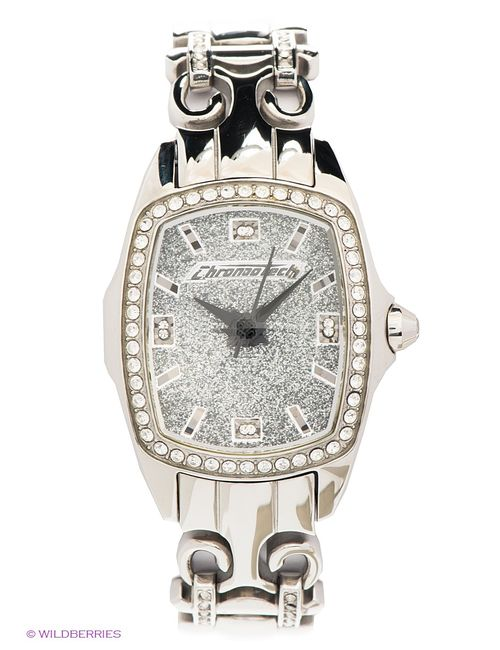 Chronotech | Женские Серебристые Часы