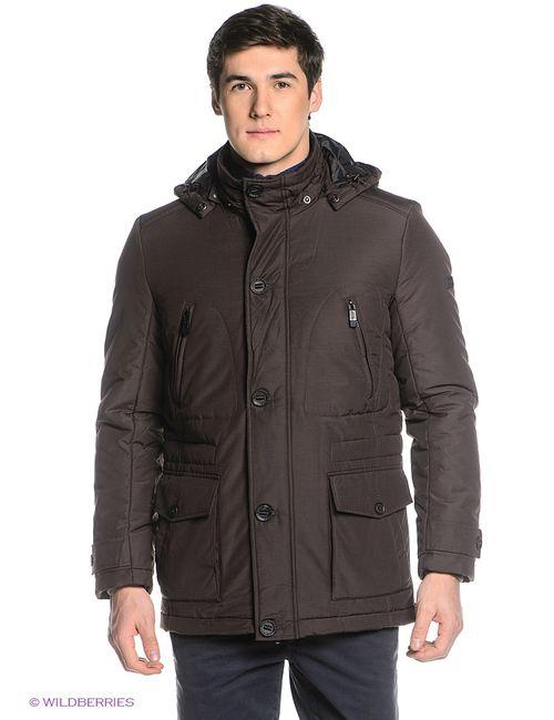 Finn Flare | Мужские Коричневые Куртки