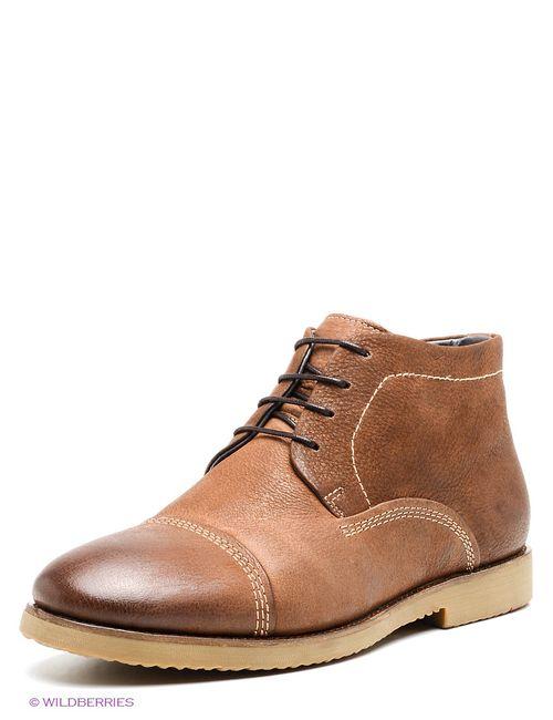 Terra Impossa | Мужские Рыжие Ботинки