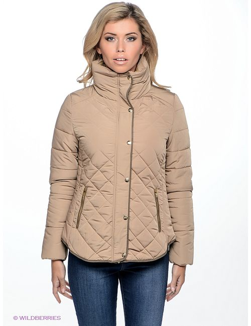 SOUTHERN COTTON   Женские Бежевые Куртки