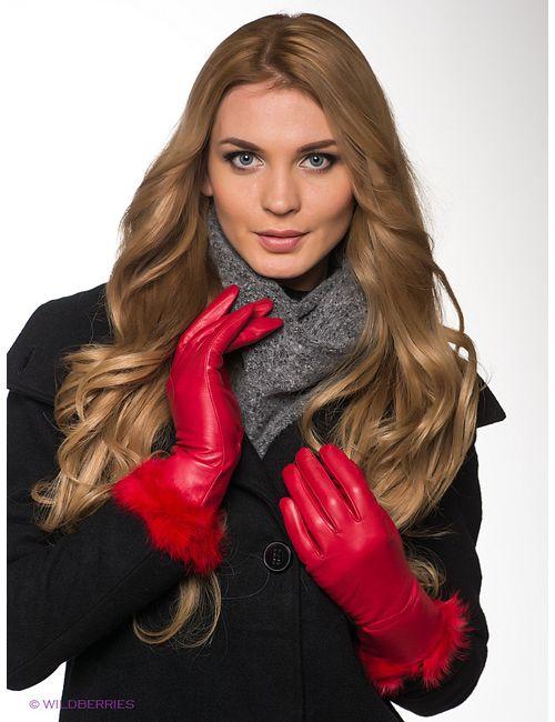 Dali Exclusive | Женские Красные Перчатки