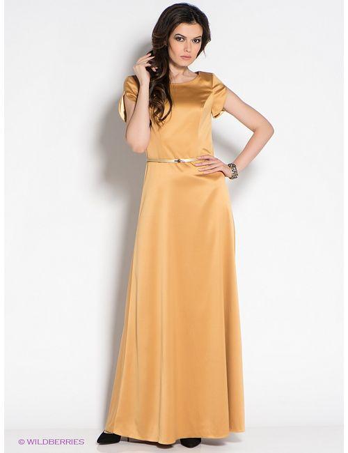 Marlen | Женские Золотистые Платья