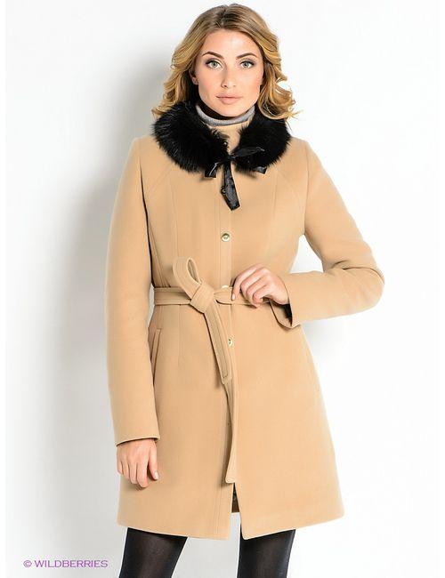Klimini | Женское Бежевое Пальто