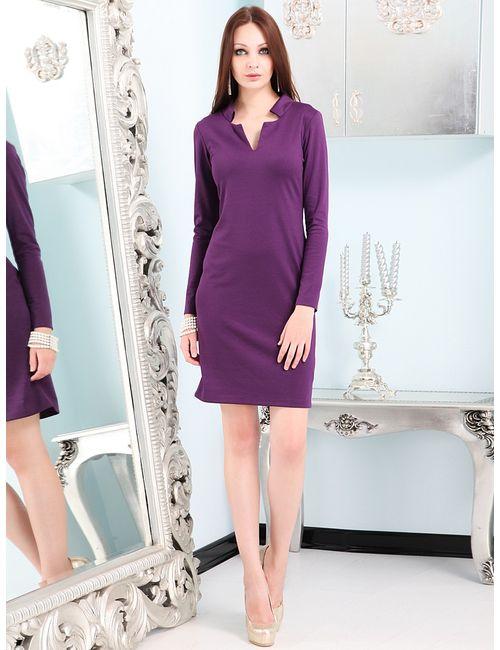 Lussotico   Женские Фиолетовые Платья