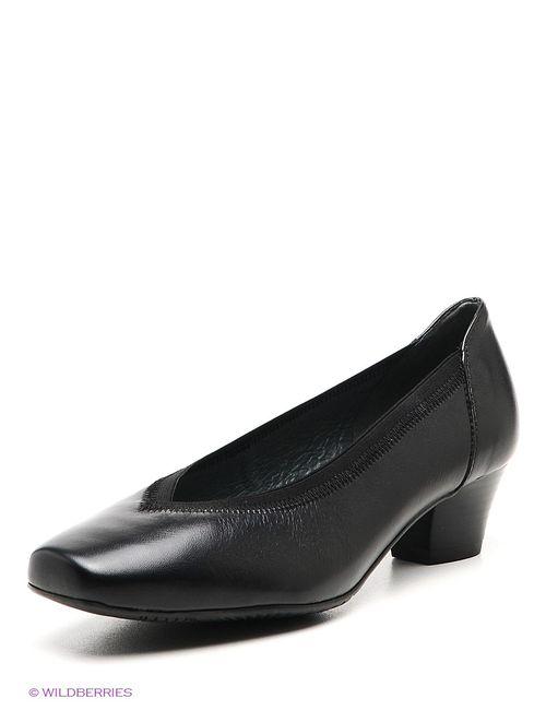 BELWEST | Женские Чёрные Туфли
