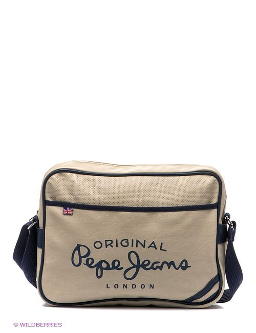 Pepe Jeans London | Мужские Бежевые Сумки