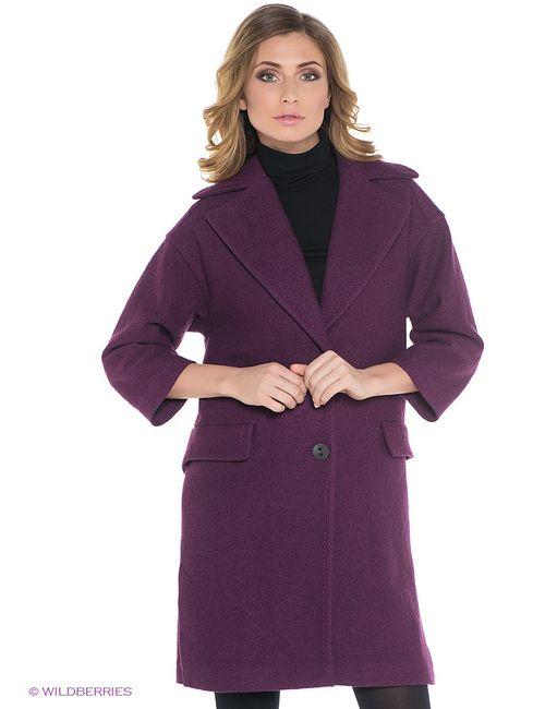 Tsurpal | Женское Фиолетовое Пальто