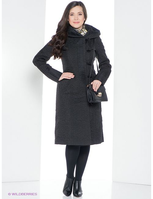 Brillare | Женское Черный Пальто