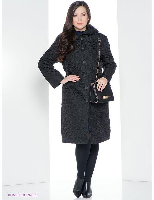 Brillare | Женское Чёрное Пальто