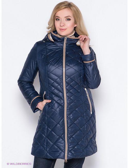 Vlasta | Женское Синее Пальто