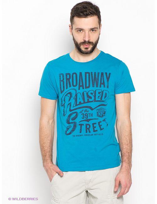 Broadway | Мужские Голубы Футболки