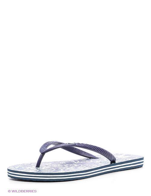 Dcshoes | Женские Фиолетовые Шлепанцы Dc Shoes