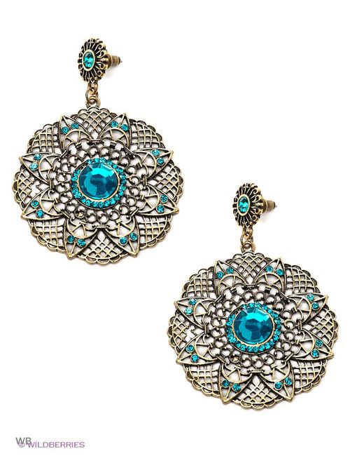 Art Silver | Женские Голубы Серьги