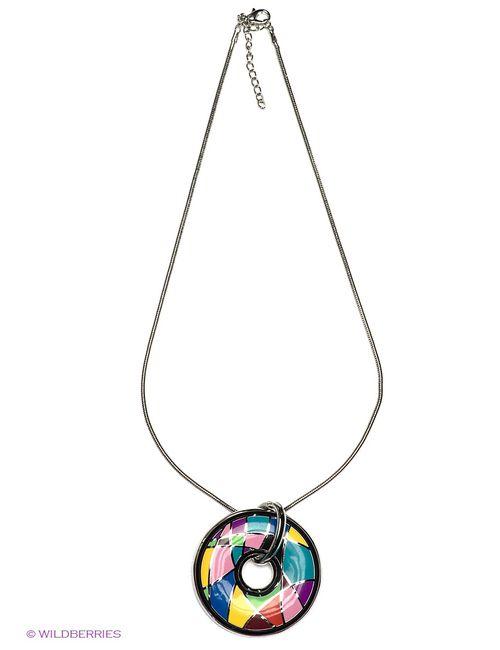 Lovely Jewelry | Женское Серебристое Колье