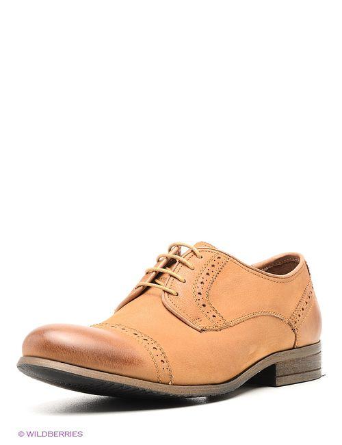 Mario Ponti | Мужские Бежевые Туфли