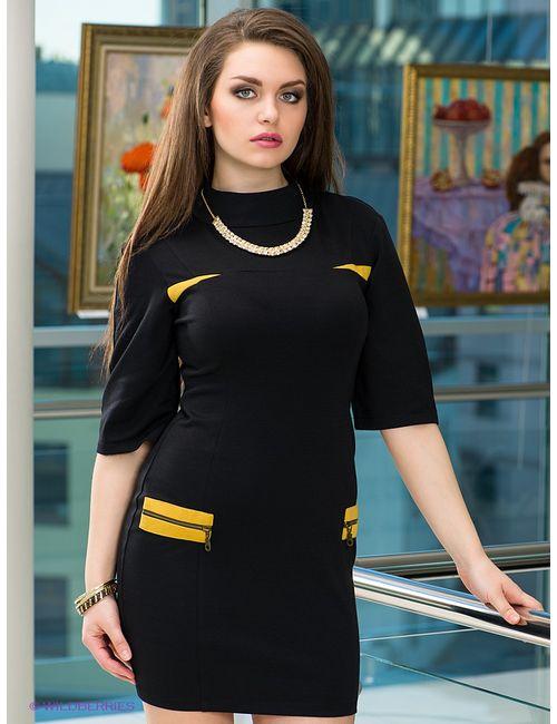 Мадам Т | Женские Чёрные Платья Мадам Т