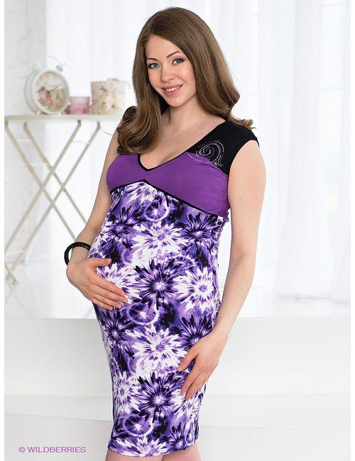 UNIOSTAR   Женские Фиолетовые Платья