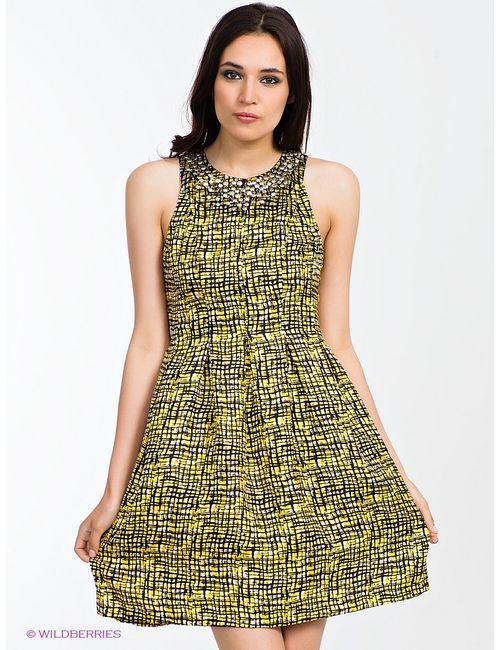 Stefanel | Женские Жёлтые Платья