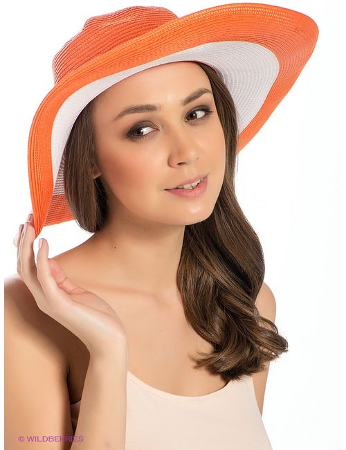 Sela | Женские Оранжевые Шляпы