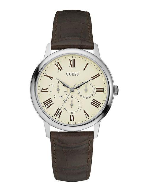 Guess | Мужские Коричневые Часы
