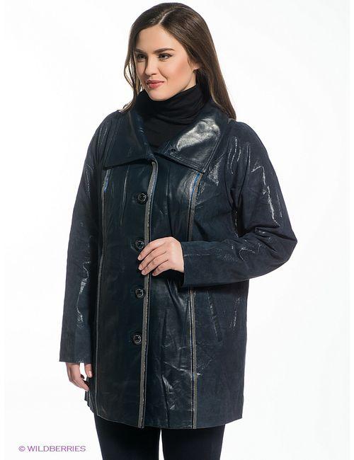 X'cluSIve | Женское Синее Пальто