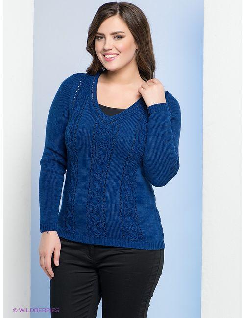 Milana Style | Женские Синие Пуловеры