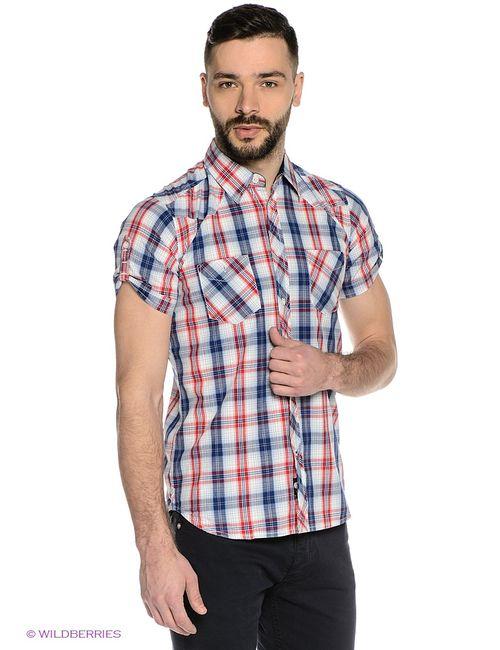 Mavango | Мужские Синие Рубашки