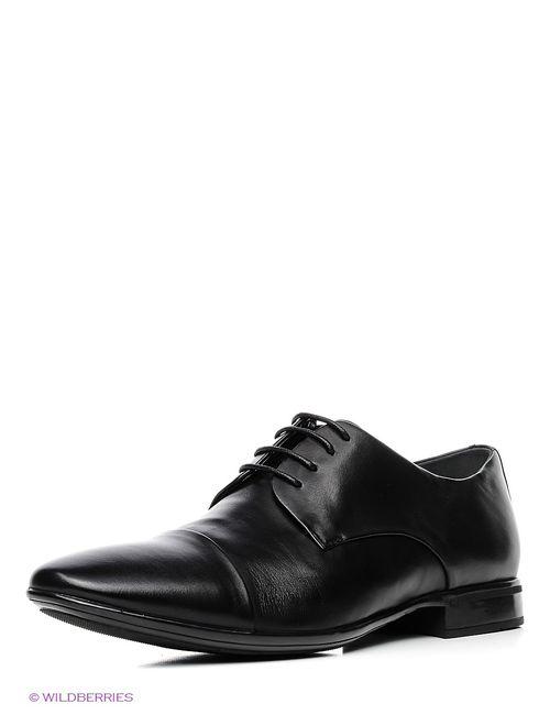 Alba | Мужские Чёрные Ботинки