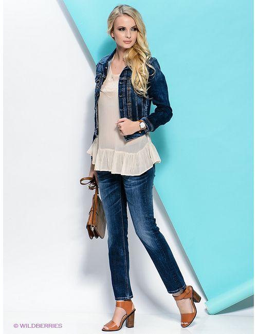 Pepe Jeans London | Женские Синие Куртки