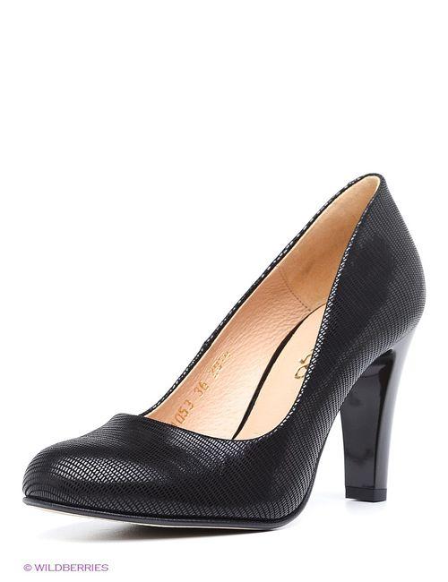 Goergo | Женские Чёрные Туфли