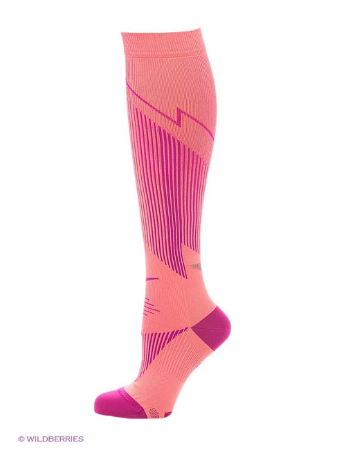 Nike | Розовые Гольфы