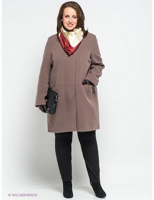 Klimini | Женское Коричневое Пальто