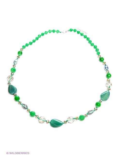 Migura | Женское Зелёное Колье