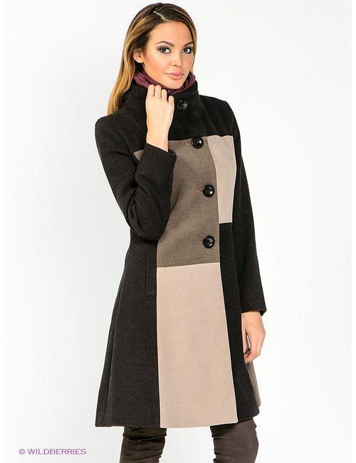 WEGA | Женское Чёрное Пальто