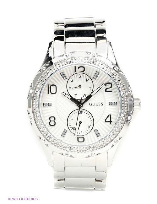 Guess | Женские Серебристые Часы