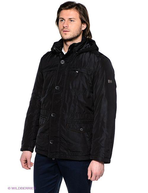Finn Flare | Мужские Чёрные Куртки