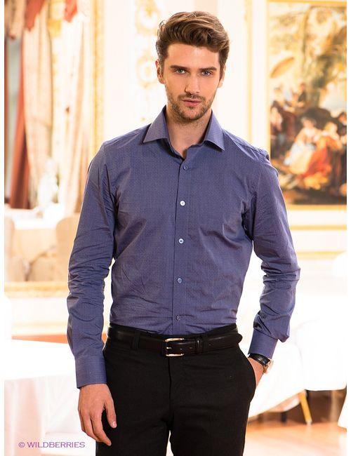 Mondigo | Мужские Фиолетовые Рубашки
