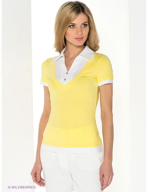 Vaide | Женские Жёлтые Блузки