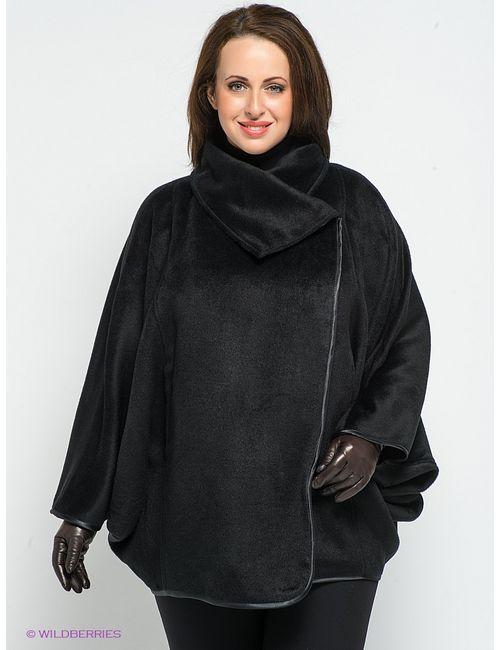 Klimini | Женское Чёрное Пальто