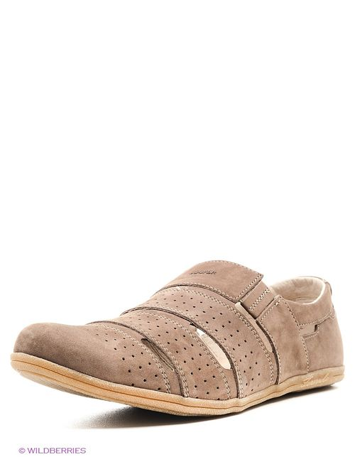Cooper | Мужские Коричневые Туфли