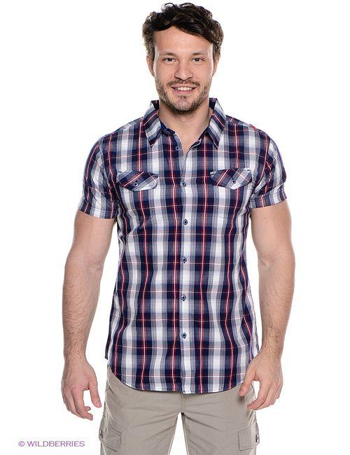 Luhta | Мужские Синие Рубашки