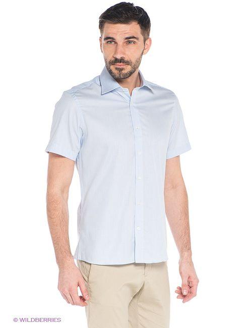 Mondigo   Мужские Голубы Рубашки